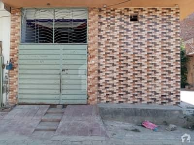 Double Storey Beautiful Corner House Ground Floor Available For Rent At Usman Block Okara