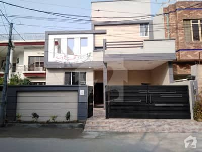 12 Marla House For Sale In A Block Of Joher Town Phase 1 Lahore