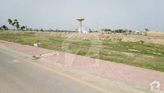 Ready To Construct 10 Marla Residential Plot For Sale In Ghazi Block Bahria Town Lahore