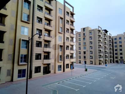 2 Bed Luxury + Lounge Corner unit Compound View Ready To Move Apartment In Bahria Town Karachi