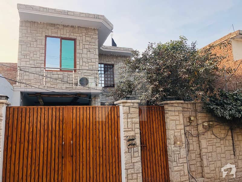 10 Marla Double Storey Residential House For Sale