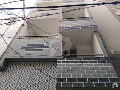 Ground Plus 3 Storey  House Is Available For Sale In Mehmoodabad
