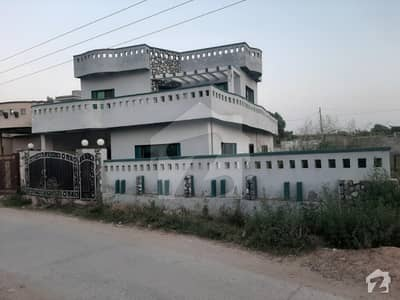 House Is Available For Sale On Chakri Road Rawalpindi