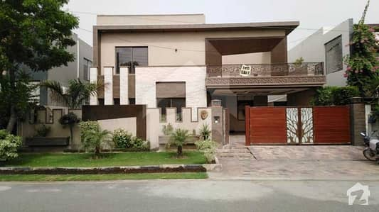 1 Kanal Brand New House For Sale In State Life Phase 1 Lahore