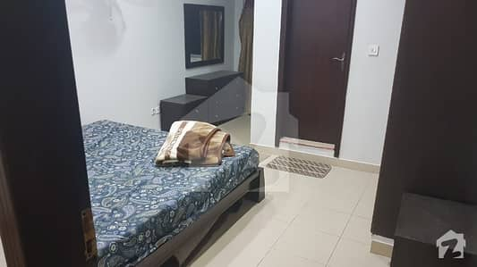 F11 Fully Furnished Two Bed Luxury Apartment 1000 Square Feet 2 Beds With Attached Baths 1 Lounge 1 Kitchen  Investor Price 95 Lac