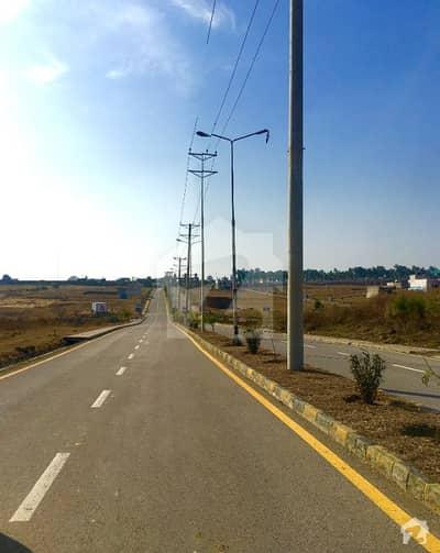 یونیورسٹی ٹاؤن ۔ بلاک ڈی یونیورسٹی ٹاؤن اسلام آباد میں 10 مرلہ رہائشی پلاٹ 43 لاکھ میں برائے فروخت۔