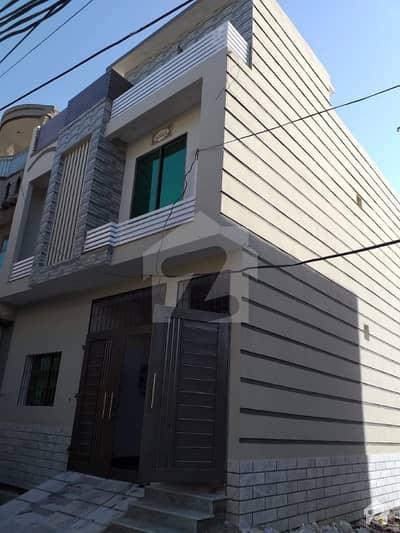 ورسک روڈ پشاور میں 6 کمروں کا 3 مرلہ مکان 80 لاکھ میں برائے فروخت۔