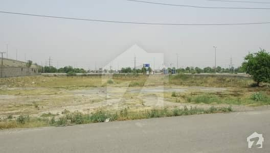 6 Marla Commercial Plot For Sale In Bankers Cooperative Housing Society Lahore