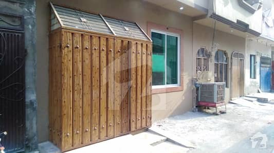 3 Marla Brand New House For Sale In B Block Of Sher Shah Colony Lahore