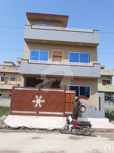 25x40 Beautiful House For Sale in G-14 Islamabad