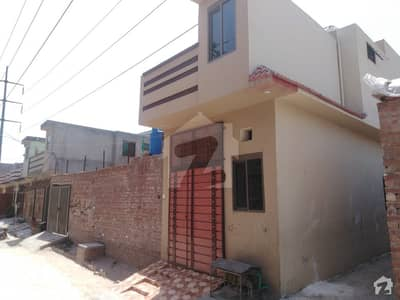 1.5 Marla Corner Brand New Double Storey House For Sale