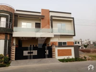 8 Marla House For Sale In Jeewan City Phase 4 Sahiwal