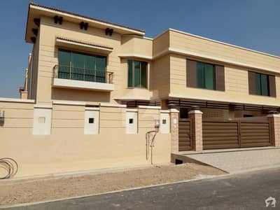 Prime Location West Open Brigadier House Brand New Sec H For Sale In Askari 5 Malir Cantt Karachi