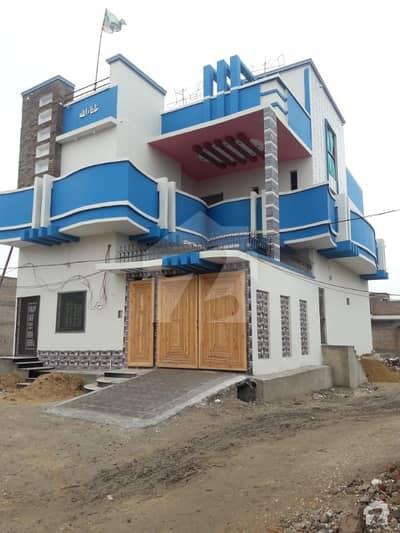 Corner Bungalow Is Available For Sale In Al Mahdi Colony Larkana