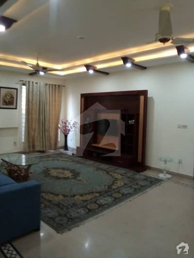 1 Kanal Furnish House For Rent In Bahria Town Lahore