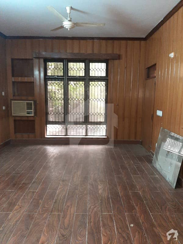 21 Marla Single Story House Is Available For Rent In Canal View Lahore