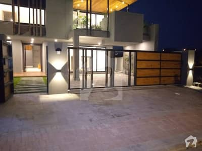 Bahria Town Rawalpindi  Designer 40 Marla One Unit House For Sale