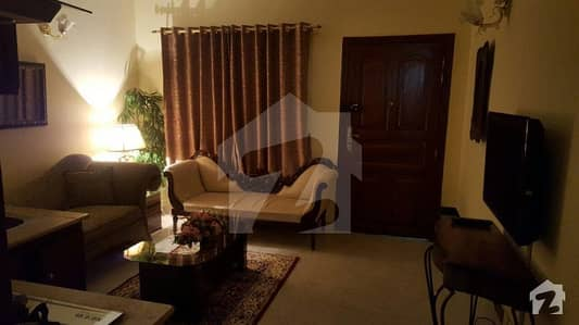 Furnished One Bed Apartment For Rent At Rs. 50000