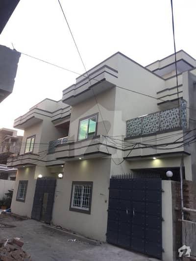 4 Marla House For Sale In Peshawar Garden