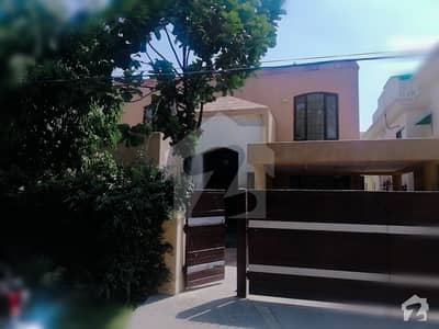 One Kanal House For Sale In B Block