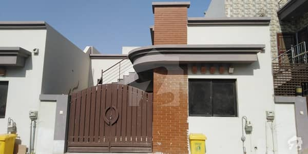 120 Sq Yard Bungalow Is Available For Sale In Saima Arabian Villas