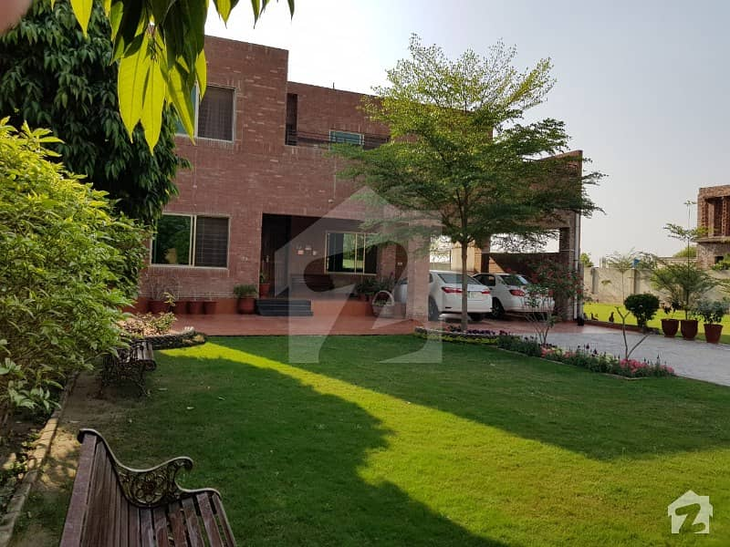 36 Marla Owner Build Beautiful Furnished Bungalow On Main Mps  Road Opposite Model Town