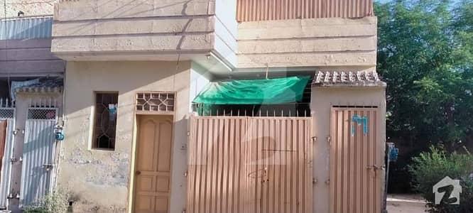 Peshawar Hayat Abad Phase 6 Sector F10 4 Marla Single Storey House For Rent