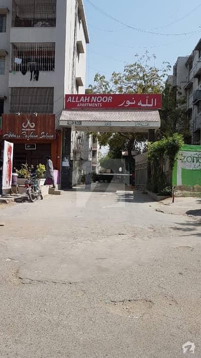 مسکان چورنگی کراچی میں 2 کمروں کا 4 مرلہ فلیٹ 1.05 کروڑ میں برائے فروخت۔