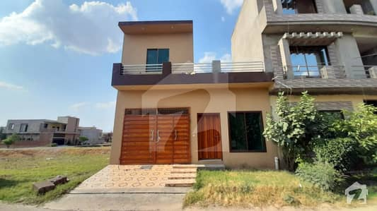 4 Marla House For Sale In High Court Society Phase 2 Lahore