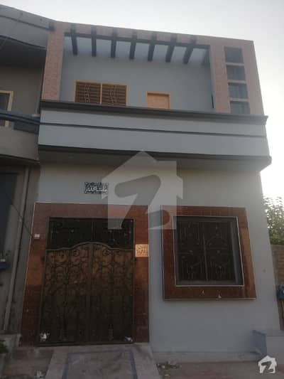 Double Storey House Is Available For Sale In Y Block