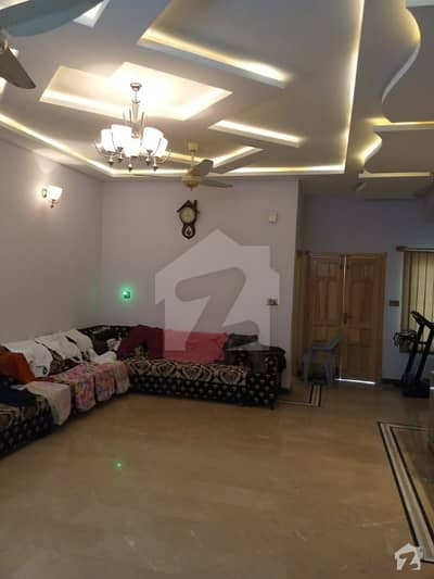 11.5 Marla Brand New Double Storey For Sale Afshan Colony Near To  Range Road