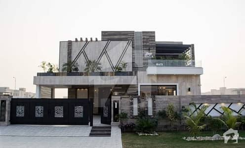 Home Property Presenting 1 Kanal Brand New Bungalow For Sale In Dha Lahore Phase 6 Block J