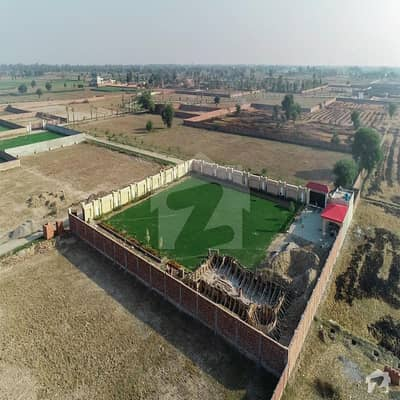 Lahore Greenz Farm House Available For Sale On Bedian Road In Lahore 25 Lac Per Kanal