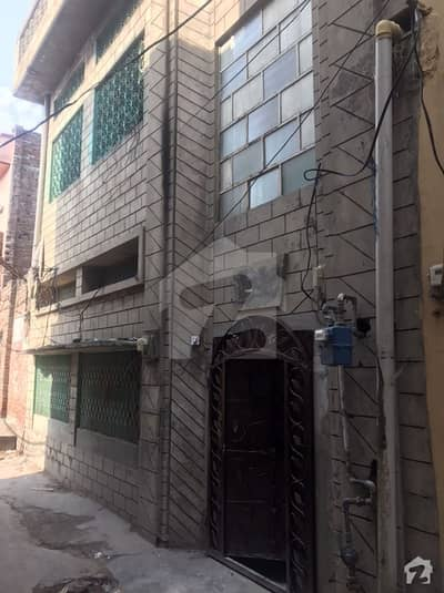 Double Floor House For Sale Just Beside The Sialkot Road & Charch