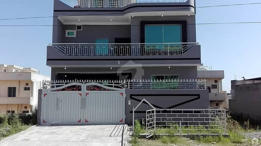 Triple Storey House With Basement For Sale In Jinnah Gardens Islamabad