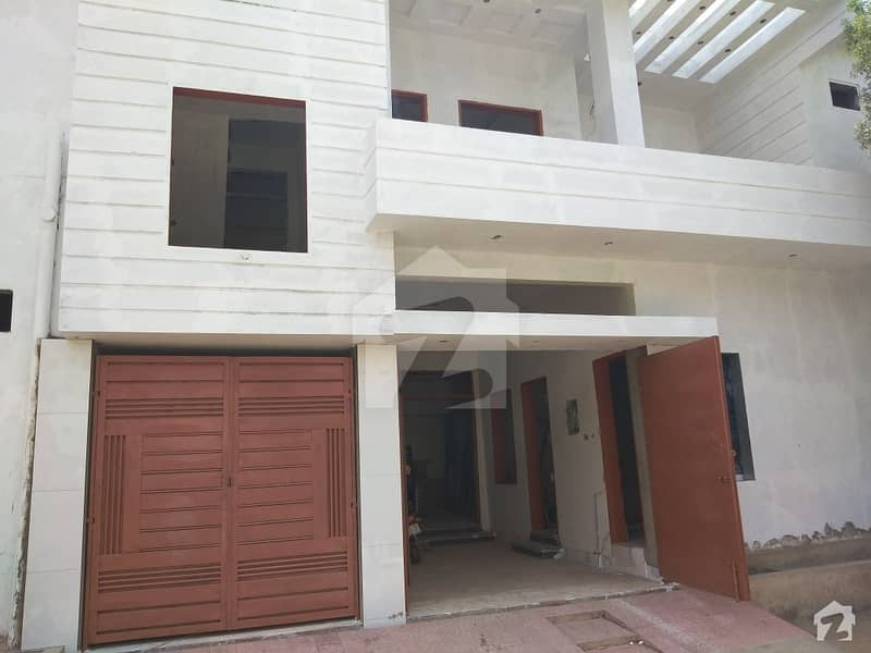200 Sq Yard New Double Storey Bungalow Available For Sale At Qasim Nagar Near Al Fajar Restaurant Wadhu Wah Road Qasimabad Hyderabad