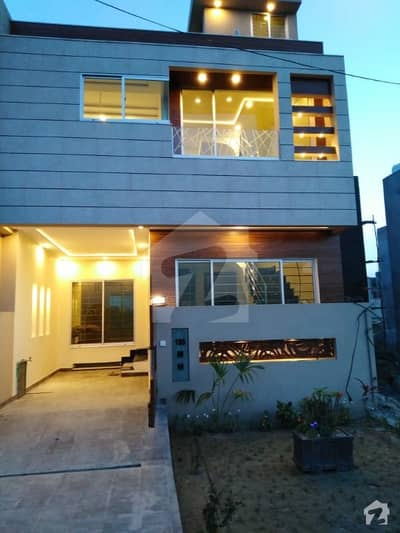 3 Marla Slightly Use House With Full Basement Available For Sale In Formanites Housing Scheme