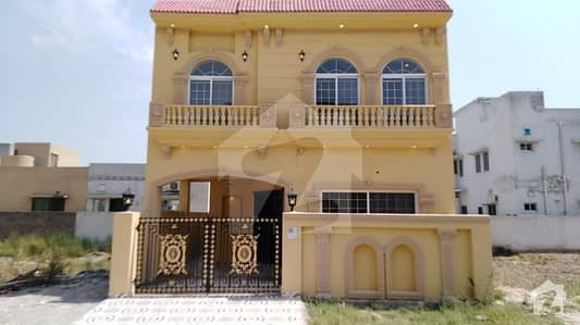 5 Marla Brand New Spanish House For Sale In Dha Phase Xi Rahbar Sector-2
