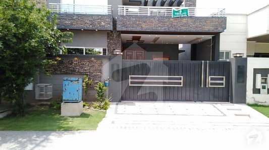 8 Marla Double Unit Brand New House For Sale In A Block Of DHA 11 Rahbar Phase 1 Lahore