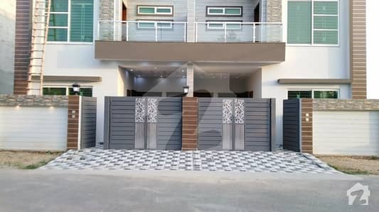 5 Marla Brand New House For Sale In C Block Of Lake City Block M7 Lahore