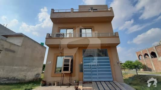 4 Marla House Is Available For Sale In High Court Society Phase 2 Lahore