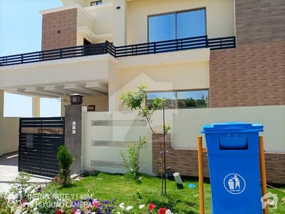 Brand New 3 Storey House For Sale In Bahria Town Phase 8