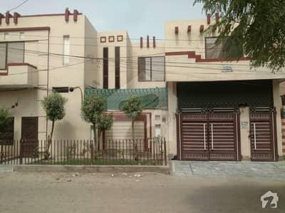 6.6 Marla Double Storey House For Sale In Gulshan E Usman Society Rahim Yar Khan