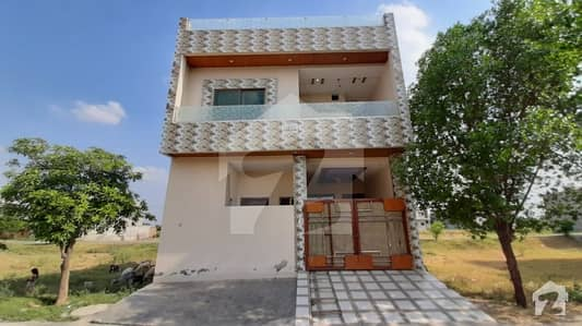 4 Marla House Is Available For Sale In High Court Phase 2 Lahore