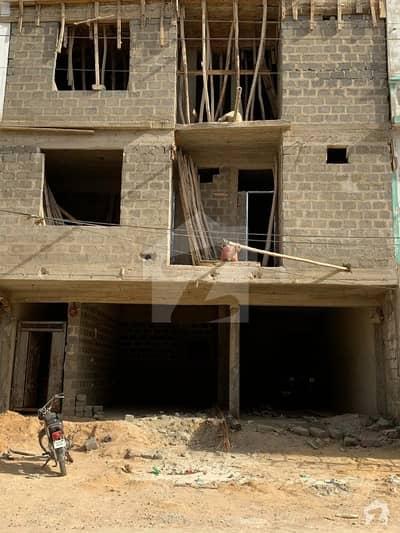 نارتھ کراچی - سیکٹر 7-ڈی/2 نارتھ کراچی کراچی میں 3 مرلہ فلیٹ 35 لاکھ میں برائے فروخت۔