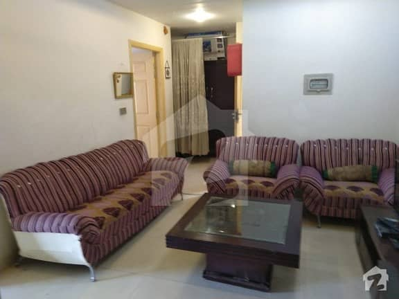 2 Bed Furnished Flat For Sale In Phase 7