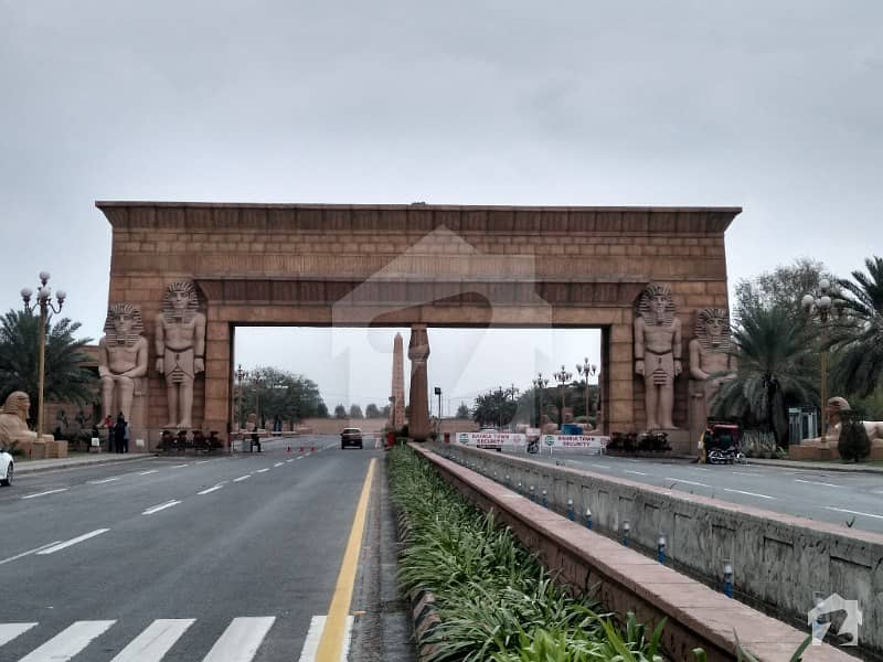 8 Marla Plot For Sale At Block J Bahria Orchard Lahore