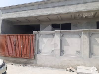 5 Marla Structure House For Sale At Good Location