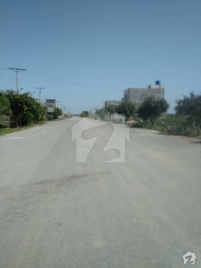 2 Marla Commercial Plot For Sale 80 Feet Road