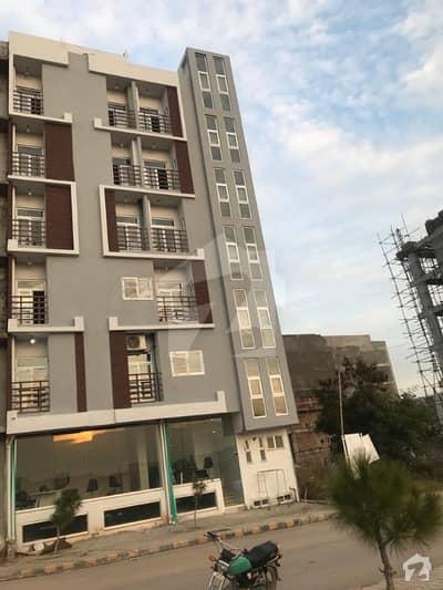 گلبرگ سوک سینٹر گلبرگ اسلام آباد میں 1 کمرے کا 1 مرلہ فلیٹ 25 لاکھ میں برائے فروخت۔